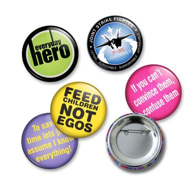 Button Badges 32mm